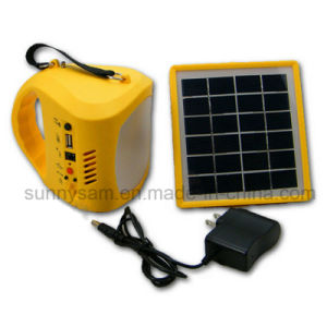 2015 Rechargeable Portable Outdoor LED Solar Camping Lantern pictures & photos