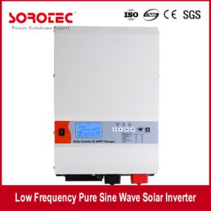 High Efficency Protection Degree IP55 Inverter 3000W with Charger pictures & photos