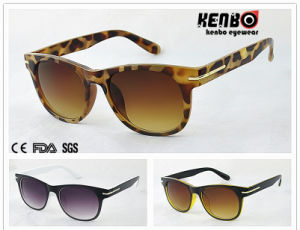 Fashion Square Frame Sunglasses, Metal Hand of Temples Kp50346 pictures & photos