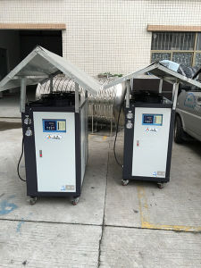 Plastic Industrial Chiller Water Cooled Cooling Machine pictures & photos