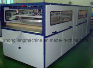 Fabric Hot Cutting Machine with Big Circular Cutting Function