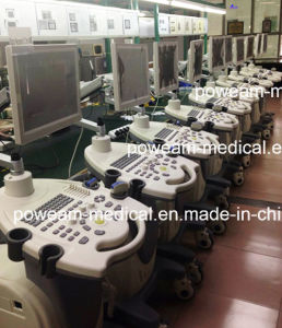 Ce Portable Hospital Mobile Digital Ultrasound (WHY21) pictures & photos