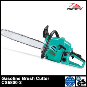 Item: Powertec CE GS Easy Start 52cc Gasoline Chain Saw CS5200-2 pictures & photos