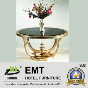 Hotel Public Area Madern Aisle Flower Desk (EMT-FD01) pictures & photos
