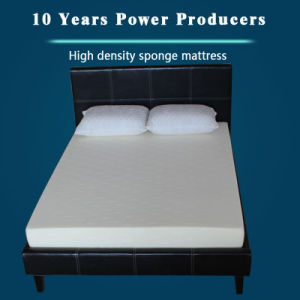 High Density Sponge Mattress Manufacturer Supplies Exports Bedroom Furniture pictures & photos