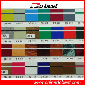 ABS Double Color Board for Laser Engraving pictures & photos