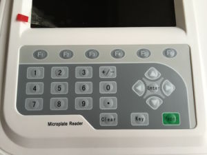 CE Approved Lab Equipment Elisa Microplate Reader pictures & photos