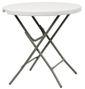 80cm Round Folding Table (YCZ-80R-1) pictures & photos
