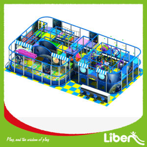 China Indoor Kids Playground Manufacture pictures & photos