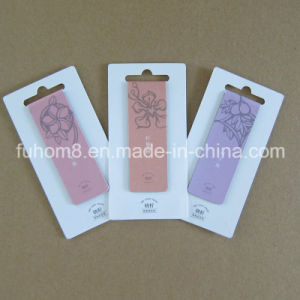 Custom Foldable Personalized Megnetic Bookmark for Gift pictures & photos