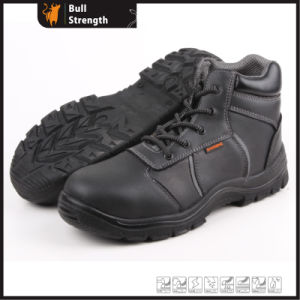 Industrial Leather Safety Boots with Steel Toe (SN5259) pictures & photos