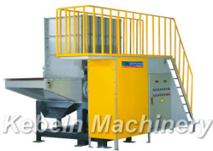 Single-Shaft Shredder machine pictures & photos