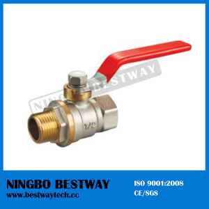 Female Male Brass Ball Valve Fast Supplier (BW-B38) pictures & photos