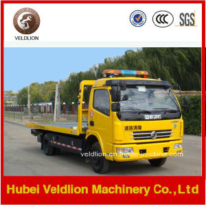 Dongfeng DFAC 3ton 4X2 Wrecker Tow Truck pictures & photos