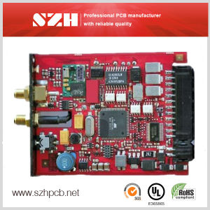 GPS GSM PCB Assembly Manufacturer in China pictures & photos