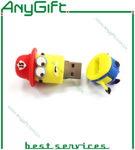 PVC USB Stick with Customized Shape and Logo 20 pictures & photos