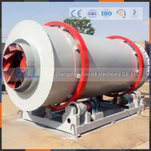 China High Quality Hot Sale Industrial Three Cylinder Dryer for Drying Sand pictures & photos