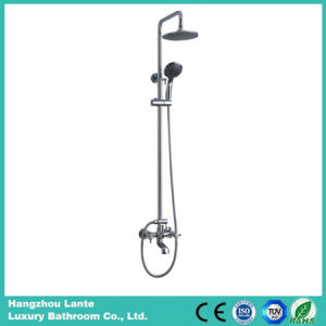 Luxury Chromed Stainless Steel Shower Column Sets (LT-J10) pictures & photos