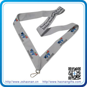 High Quality Polyester Medals Lanyard Medal Ribbon Decoration for Sports pictures & photos