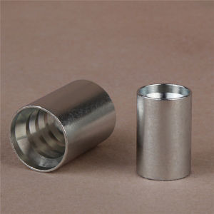 Hydraulic Hose Ferrule for Four Wire Hose pictures & photos
