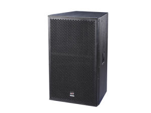 CE Approved Single 15inch Powerful PRO Audio Speaker pictures & photos