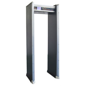 16 Zone Walk Through Metal Detector (VO-1600) pictures & photos