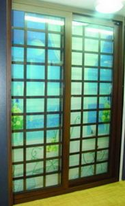Good Quality Patio Aluminum Sliding Glass Doors pictures & photos