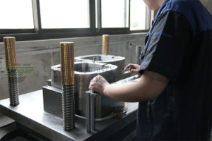 Punching Moulds for Disposable Foil Container Moulding with 4 Cavities pictures & photos
