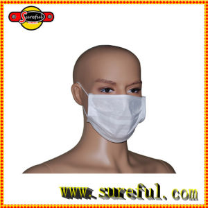 High Quality Disposable Face Mask with Earloop 3ply Non Woven pictures & photos