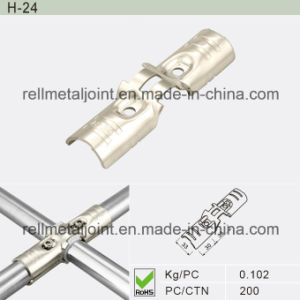 Nickel Plated Joint for Aluminum Pipe (H-24) pictures & photos