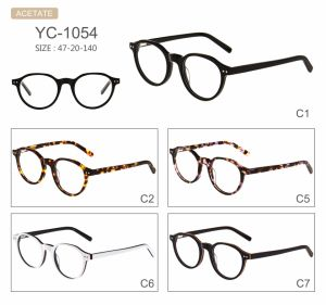 High Quality New Style Factory Sell Acetate Optical Frames Eyeglasses Eyewear pictures & photos