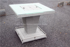 Outdoor Bar Table with Rattan Chair pictures & photos