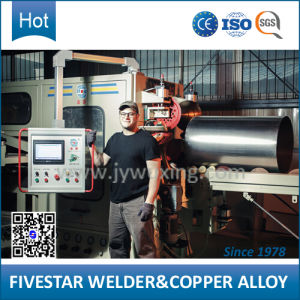 8-10 Drums Per Min Automatic Seam Welder for 210L Steel Drum with CE Certificate