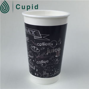 Food Grade Take Away Paper Cups for Hot Coffee pictures & photos