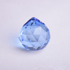 Blue Crystal Beads for Chandeliers & Crystal Balls Pendant Trimmings (KS28039) pictures & photos