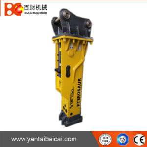 Dyb400s High Quality Hydraulic Hammer with 75mm Chisel pictures & photos