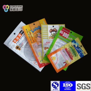 3-Side Sealing Pet Food Packaging Bag pictures & photos