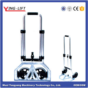 Light Weight Foldable Luggage Trolley Ylj50 pictures & photos