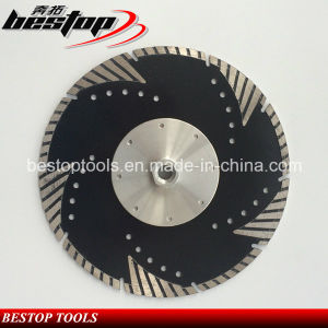 Granite Diamond Cutting Disc with Flange for American Market pictures & photos