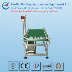 Conveyor Belt Checkweigher with Stainless Steel Construction pictures & photos