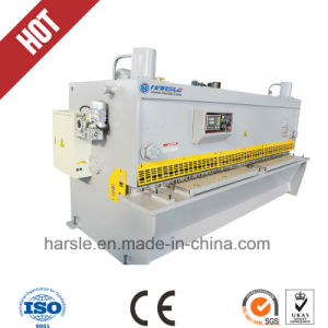 12mm Hydraulic Metal Shearing Machine and Guillotine Cutting Machine pictures & photos