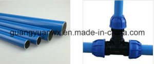 Aluminum Compressed Air Pipes/Tube and Fitting 6063 T5 pictures & photos