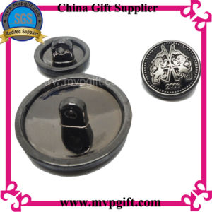 3D Metal Button for Clothing pictures & photos