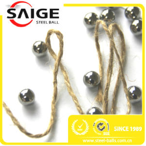 China Export G100 8mm Chrome Steel Balls with SGS pictures & photos