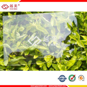 UV Coated Clear Lowes Polycarbonate Solid Panels Roofing Sheet pictures & photos