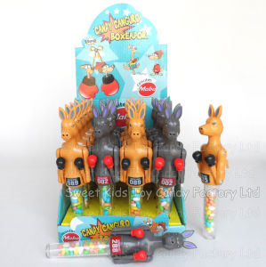 Kangaroo Boxer Toy with Candy Toy Manufacturer (71013) pictures & photos