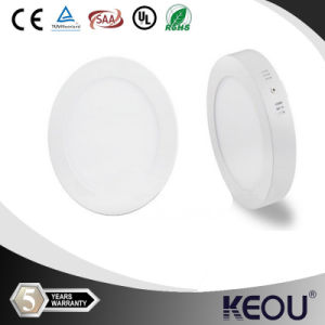 Small LED Surface Panel Ceiling Light with Round Square Shape pictures & photos