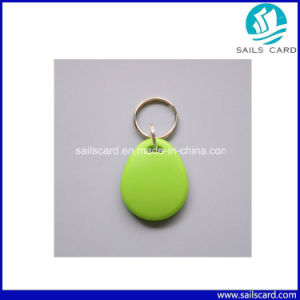 Lf/Hf Waterproof RFID Key FOB for Access Control pictures & photos