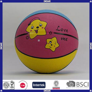 Good Price Good Price Colorful Rubber Basketball pictures & photos