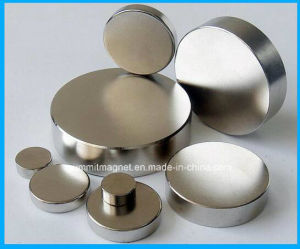 ISO/Ts 16949 Certificated Neodymium Magnet pictures & photos